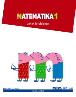 (EUS).(14).MATEMATIKA 1 LMH (HAZI ETA HEZI) 1º.PRIM.