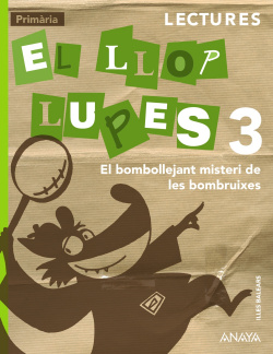 (BAL).(14).LECTURES: LLOP LUPES 3R.PRIM *BALEARS*
