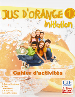 (14).JUS D´ORANGE 1 FRANCES 5ºPRIM.(CAHIER+PORTFOLIO)