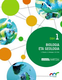 Biología eta geología 2ºeso.Dbh. Euskadi