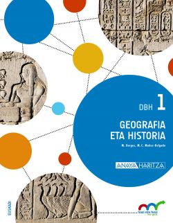 Geografía eta historia 2ºeso.Dbh. Trimestral. Euskadi