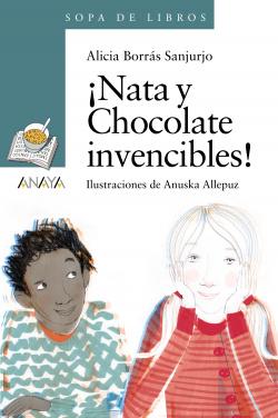 Nata y chocolate, invencibles!