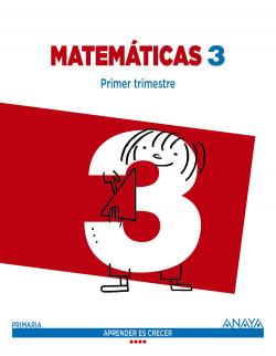 Matematicas 3ºprimaria. Valencia. Aprender es crecer