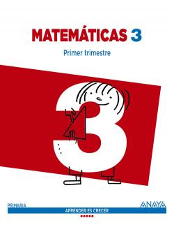 Matematicas 3ºprimaria. Extremadura. Aprender es crecer