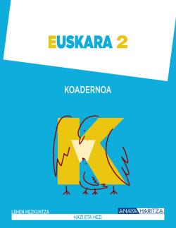 Euskera koadernoa 2ºdbh