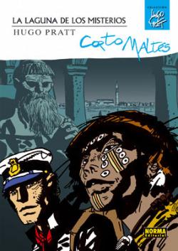 Corto Maltés: Laguna de los misterios