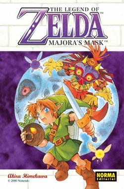 The legend of zelda 3 - majora's mask