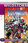Archivos wildstorm: Stormwatch 1