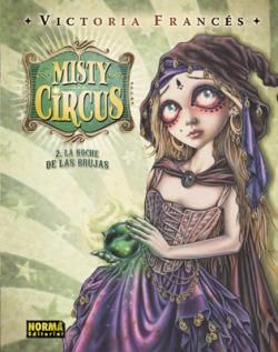 Misty circus 2 - la noche de las brujas