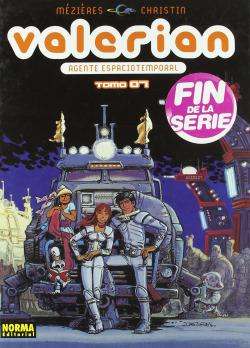 Valerian, 7 Agente Espaciotemporal