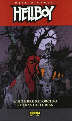 Hellboy, 13 Hombre Retorcido