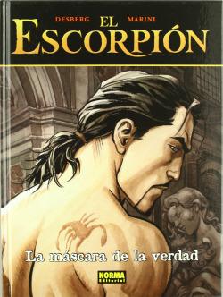 ESCORPION, 9 (T) MASCARA