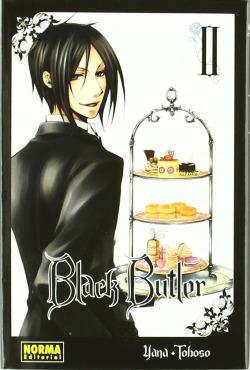 BLACK BUTLER, 2