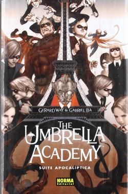 Umbrella Academy, 1 Suite Apocaliptica