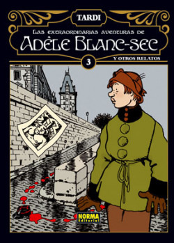 Extraordinarias Aventuras Adele Blanc-Sec 3