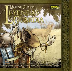 MOUSE GUARD: LEYENDAS DE LA GUARDIA
