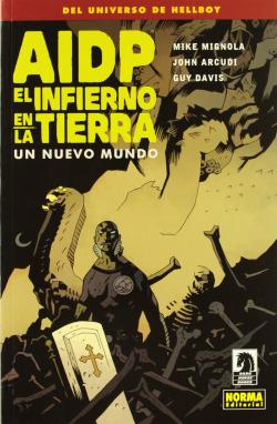 Aidp, 15 Infierno Tierra, 1