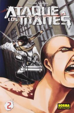 El ataque a los Titanes