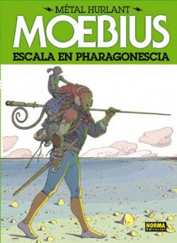 Moebius Metal, 4 Escala Pharagonescia
