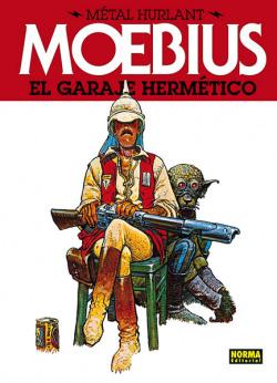 Moebius Metal, 6 Garaje Hermetico