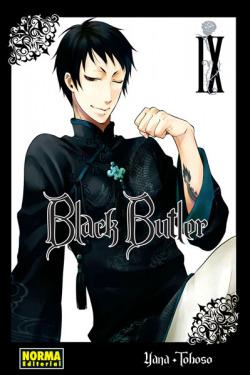 BLACK BUTLER, 9
