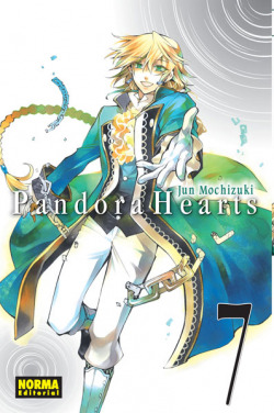 PANDORA HEARTS, 7