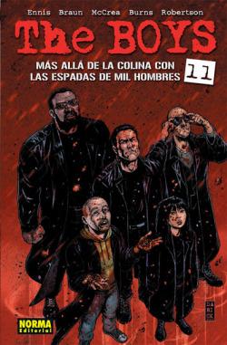 The Boys, 11 Mas Alla Colina
