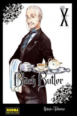 BLACK BUTLER,10