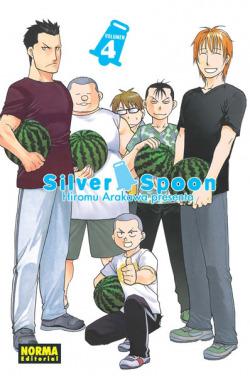 Silver Spoon, 4