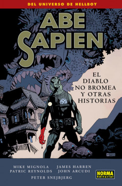 Abe Sapien, 2 Diablo No Bromea