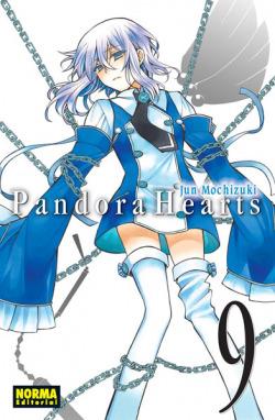 PANDORA HEARTS, 9