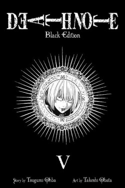 5.Death note black edition