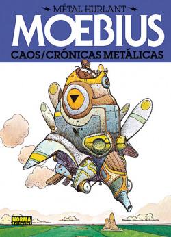 Moebius Metal, 9 Caos / Cronicas Metalicas