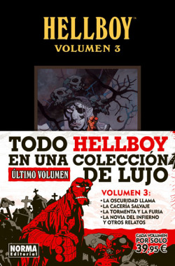 Hellboy integral 3