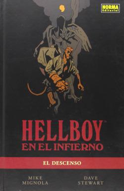 Hellboy Infierno, 1 Descenso