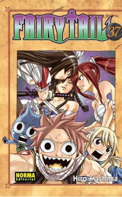 Fairy Tail nº37