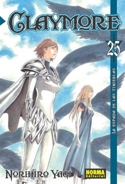 Claymore, 25