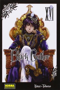 Black Butler, 16