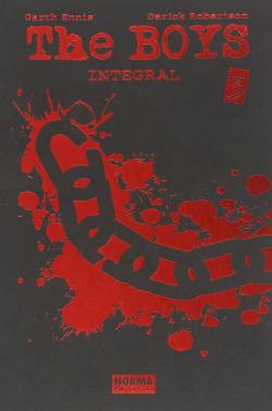 The Boys Integral, 3
