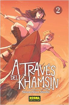 A través del Khamsin