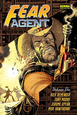 Fear Agent, 2