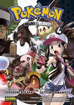 Pokemon negro y blanco 4