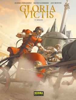 GLORIA VICTIS 03 NEMESIS
