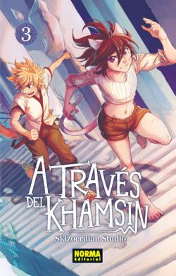 A TRAVES DEL KHAMSIN