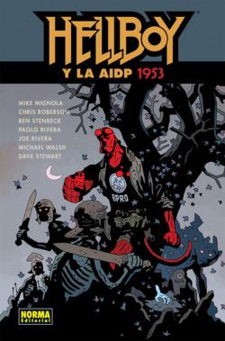 Hellboy y la AIDP 1953 nº20