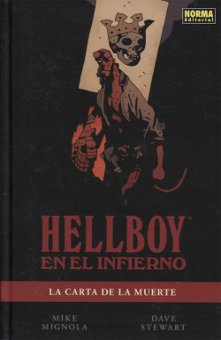 HELLBOY EN EL INFIERNO, 2. LA CARTA DE LA MUERTE