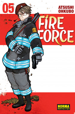 FIRE FORCE 5