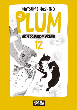 PLUM HISTORIAS GATUNAS 12