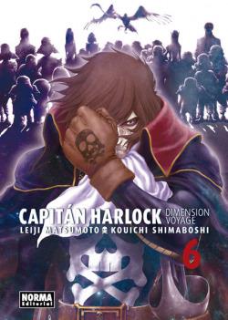 CAPITAN HARLOCK DIMENSION VOYAGE 6
