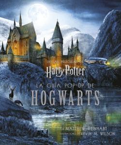 Interiores de Harry Potter: la guía pop-up de hogwarts